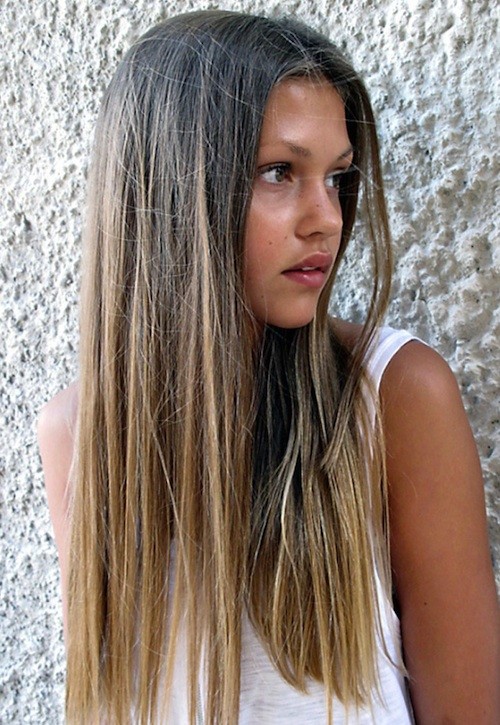 What's the difference between Balayage, dip-dye and Ombre highlights ...